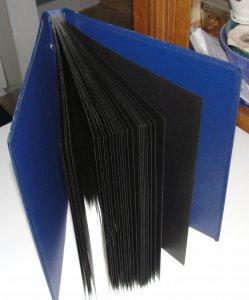 Mint Sheet Album Stock Book