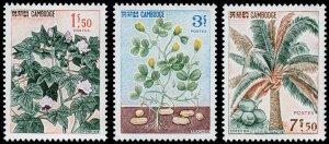 Cambodia Scott 149-151 (1965) Mint NH VF Complete Set C