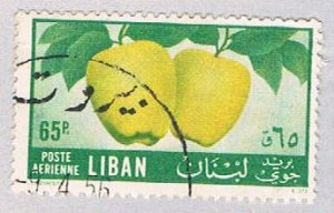 Libya  Used Apples  (BP42301)