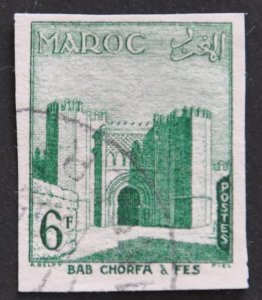 DYNAMITE Stamps: French Morocco Scott #316 (imp) – UNUSED