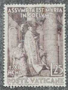 DYNAMITE Stamps: Vatican City Scott #143 - USED