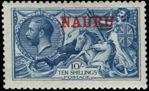 Nauru Scott 15e Gibbons 23d Mint Stamp