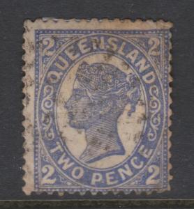 Queensland Sc#114 Used