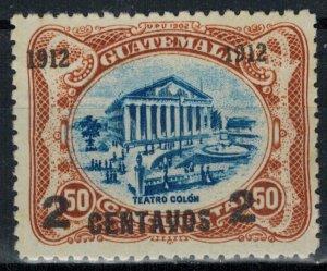 Guatemala - Scott 148 MNG
