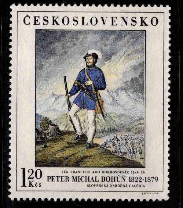 Czechoslovakia Scott 1591 MNG  stamp