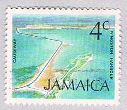 Jamaica 346 Used Kingston Harbor (BP2218)