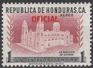Honduras #CO69   MNH F-VF  (V4486)