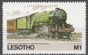 Lesotho #457 MNH  (S829)