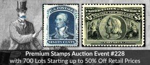 Premium Auction Event #228