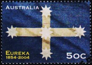 Australia. 2004 50c S.G.2396 Fine Used