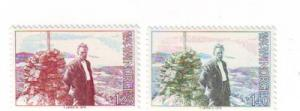 Norway Sc 681-2 1976 Olav Dunn stamps mint  NH