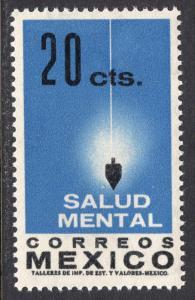 MEXICO SCOTT 924