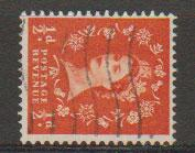 Great Britain SG 570a  Used  watermark sideways