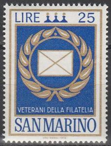 San Marino #789  MNH  (S2120)
