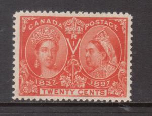 Canada #59i Very Fine Never Hinged **With Certificate**