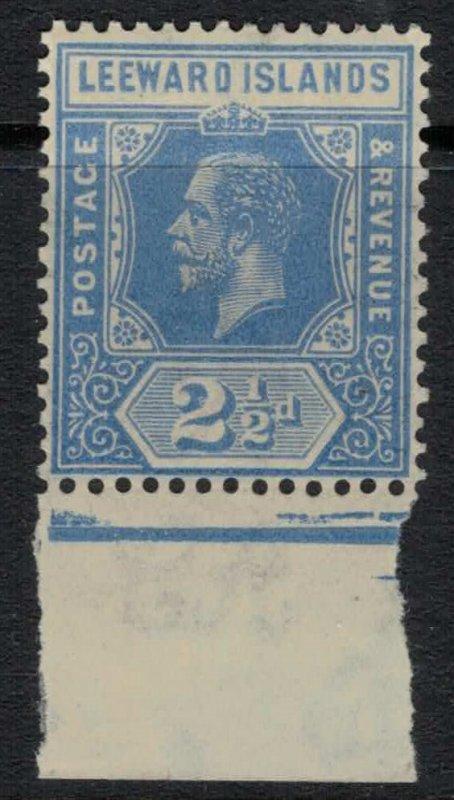 Leeward Islands #70a* NH  CV $7.50