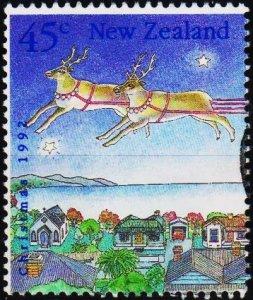New Zealand. 1992 45c S.G.1700 Fine Used