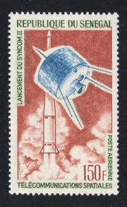 Senegal   #C39  1964  MH  AIR communication through space