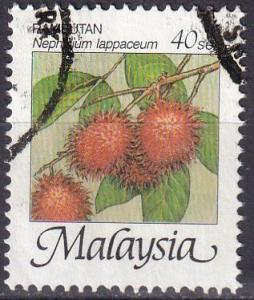 Malaysia #766A F-VF Used CV $6.00  (A19886)