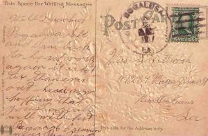 United States Louisiana Bogalusa 1907 4a-bar  PC.
