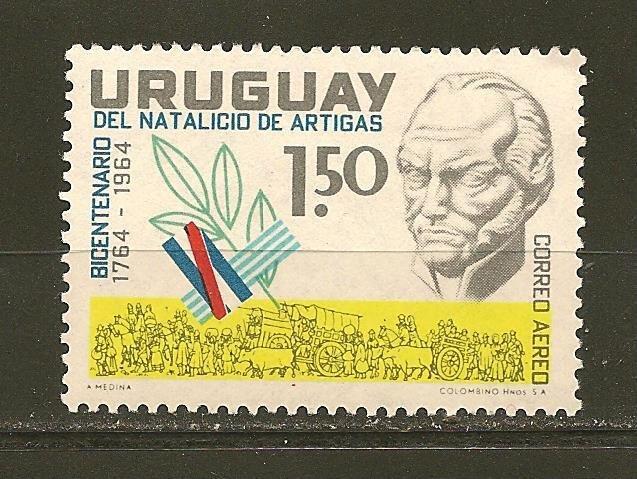 Uruguay C274 Airmail MNH