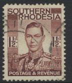 Southern Rhodesia SG 42  Fine Used