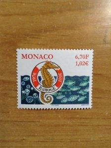 Monaco  Sc  # 2194  NH