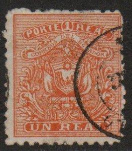 Ecuador Sc #10 Used