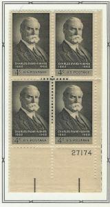 United States  Plate  Block of 4  mnh SC  1195