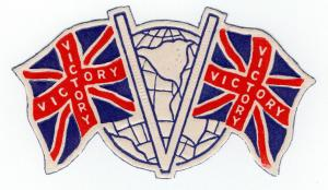 (I.B) Canada War Cinderella : Victory (Union Flags)