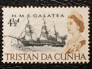 Tristan Da Cunha Scott #76 used
