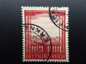 1941 Germany  Deutsches Reich Semi postal  Sc. B198