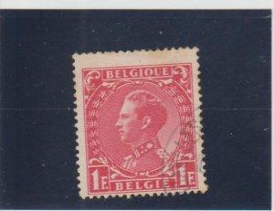 Belgium  Scott#  B153  Used  (1934 King Leopold)