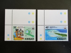 Kiribati #509-10 Mint Never Hinged (M7N4) - Stamp Lives Matter!