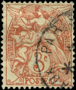 France Scott #111a Used  Red