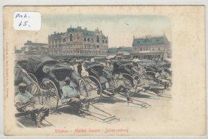 South Africa 1905 Postcard To Cumberland Postal History J6043