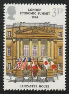 GB 1984 London Economic Summit MNH  SG#1253 S1080