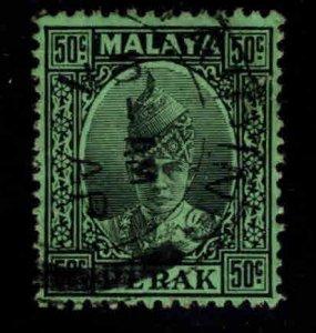 MALAYA Perak Scott 95 Used stamp