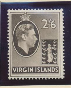 Virgin Islands Stamp Scott #84, Mint Hinged - Free U.S. Shipping, Free Worldw...