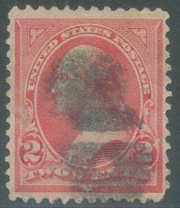US Scott #252, Used, VF