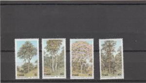 Ciskei  Scott#  46-9  MNH  (1983 Trees)