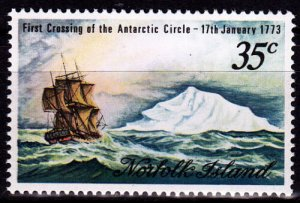 1973 Norfolk Island 132 Ships with sails 2,50 €