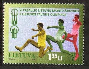 Lithuania 1998 Sixth World Lithuanian Games MNH