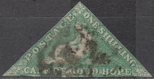 Cape Of Good Hope #6  F-VF Used CV $300.00 (A16455)
