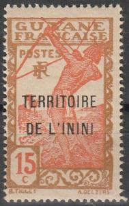 Inini #7 F-VF Unused  (V3455)