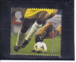 1927 - Great Britain 1st Soccer Players used f.
