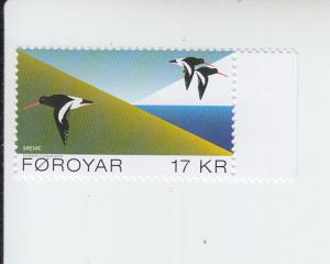 2016 Faroe Is SEPAC Seasons (Scott 653) MNH