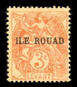Ile Rouad 6b Unused (MH)