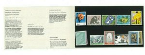 Ireland 445-464 1979 Year Set in Folder (Comm. only). Cat.16.70