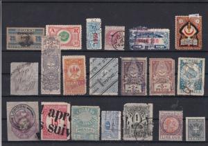 Revenue Stamps  ref R 16618